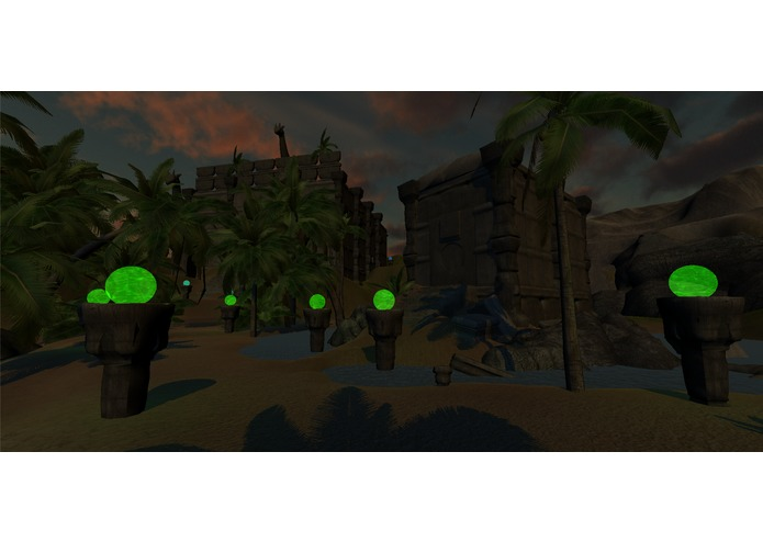 Temple of the Swamp Giraffes – screenshot 2