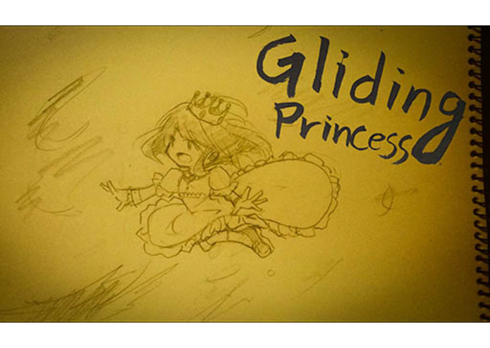 Gliding Princess – screenshot 1