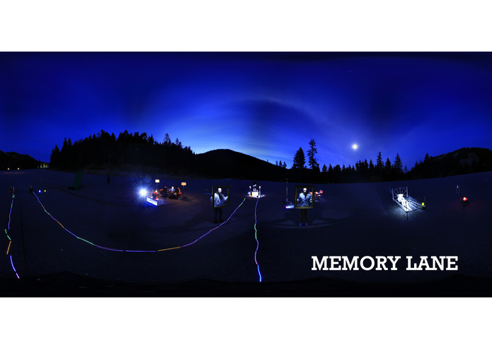 MEMORY LANE- An experimental VR film – screenshot 1