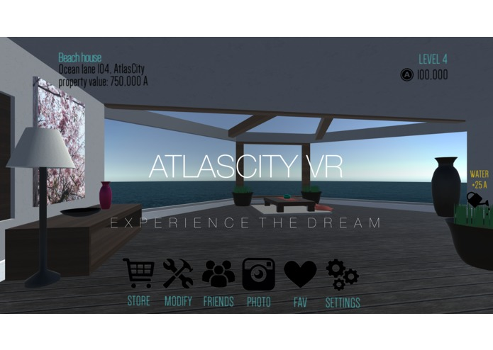AtlasCity VR – screenshot 1