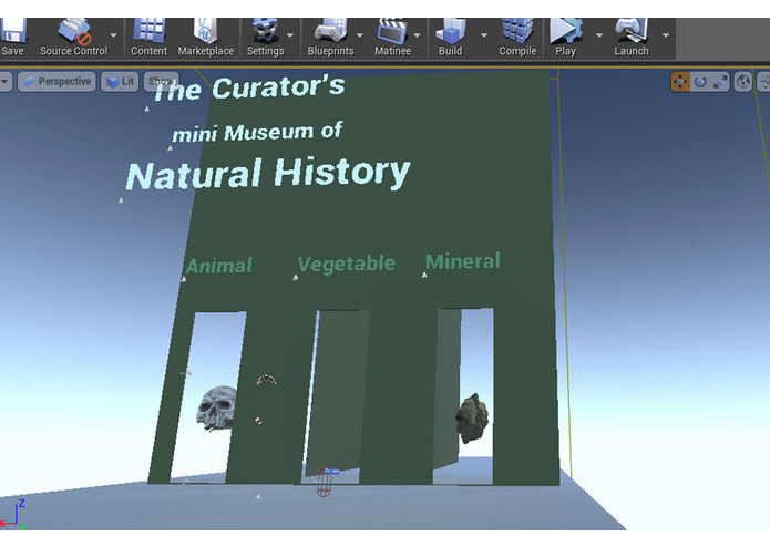 The Curator's Mini-Museum of Natural History – screenshot 2