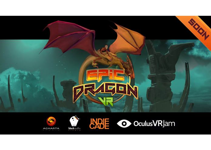 EpicDragon VR – screenshot 1