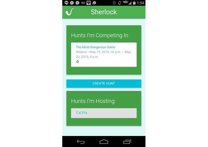 Sherlock – screenshot 2