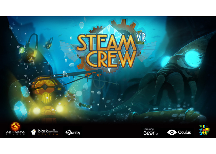 SteamCrew VR – screenshot 1