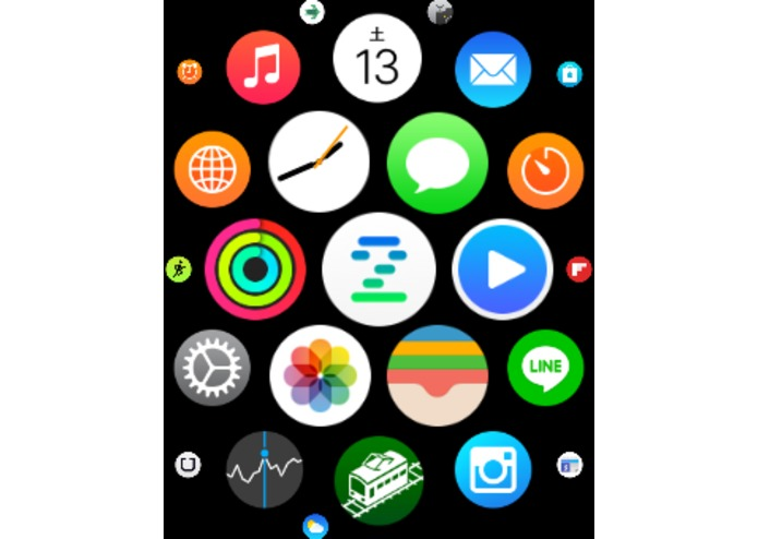 watchOS-2-Sampler – screenshot 1