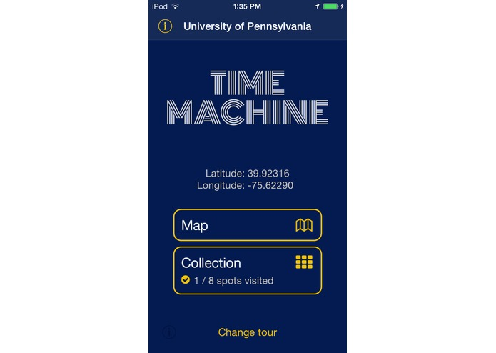 Time Machine Walking Tours – screenshot 2
