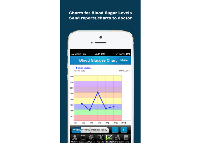 iDiabetes – screenshot 8