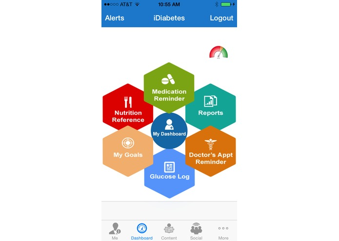 iDiabetes – screenshot 13