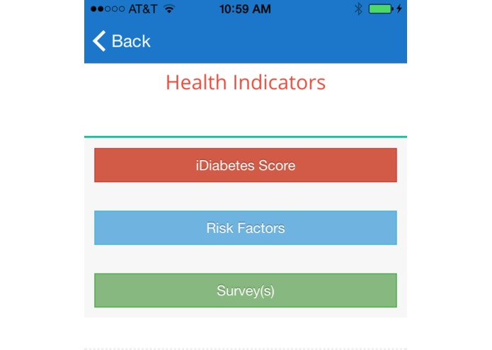iDiabetes – screenshot 14