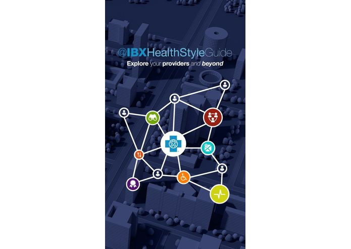 The @IBX HealthStyleEXP – screenshot 1