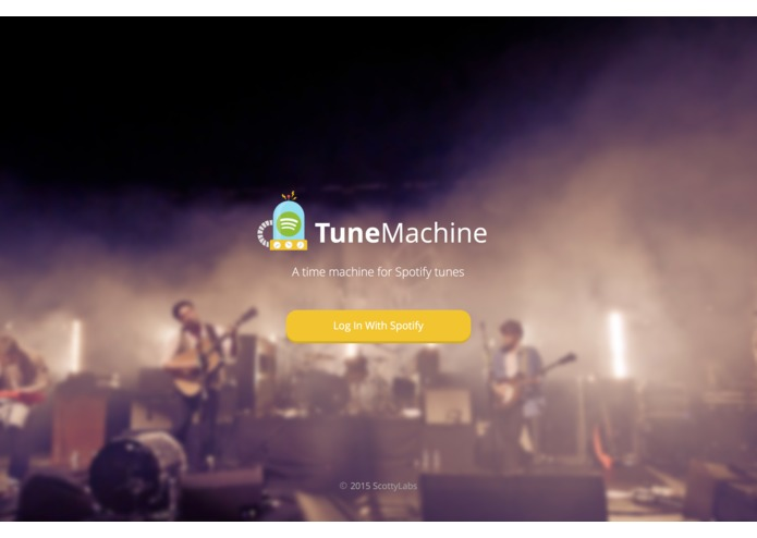 TuneMachine – screenshot 3