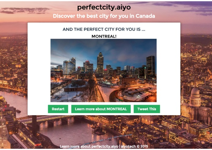 perfectcity.aiyo – screenshot 1