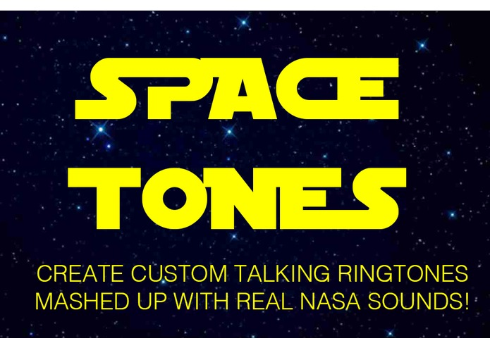 SpaceTones: Custom Talking Ringtones with NASA Sounds! – screenshot 1