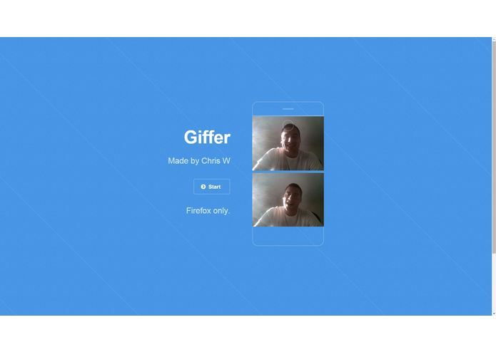 Giffer – screenshot 1