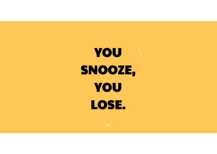 You snooze you lose. – screenshot 1