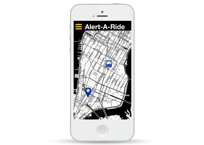 Alert-A-Ride – screenshot 2