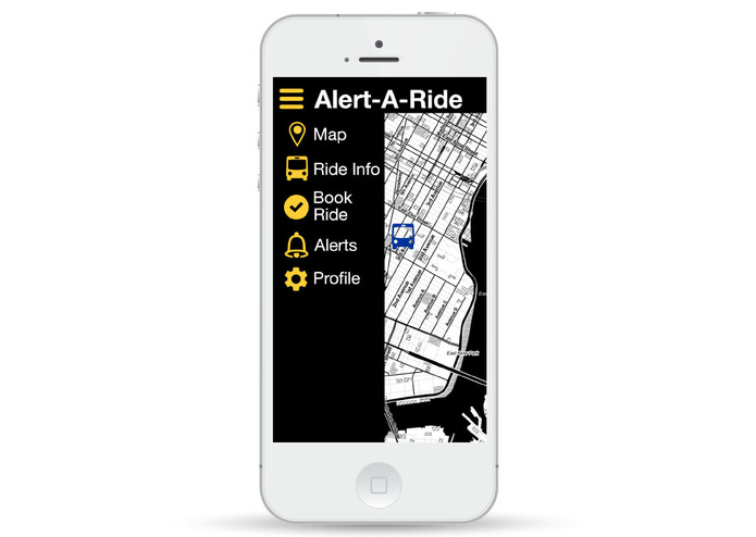Alert-A-Ride – screenshot 3