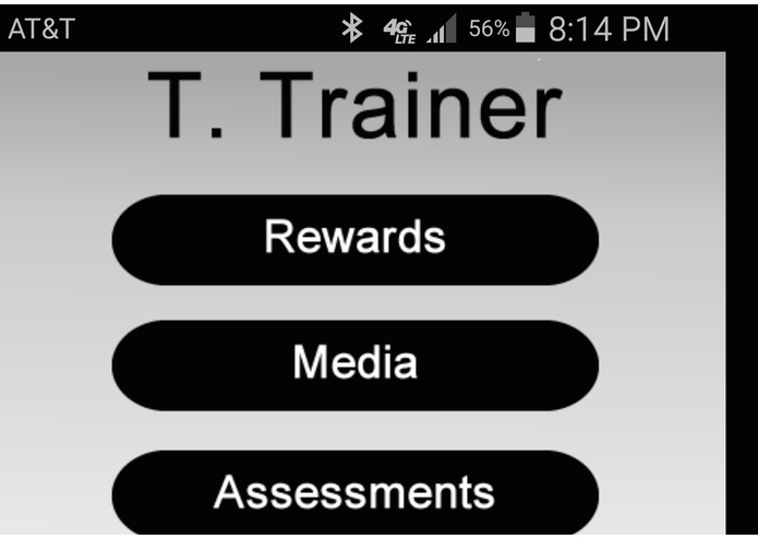 The T. Trainer Solution – screenshot 1