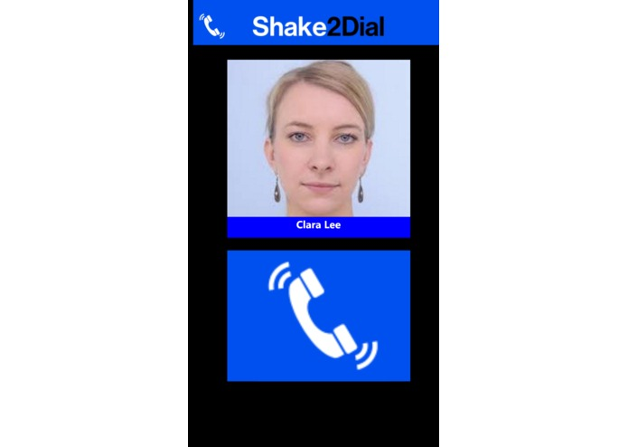Shake to Dial Pro – screenshot 5
