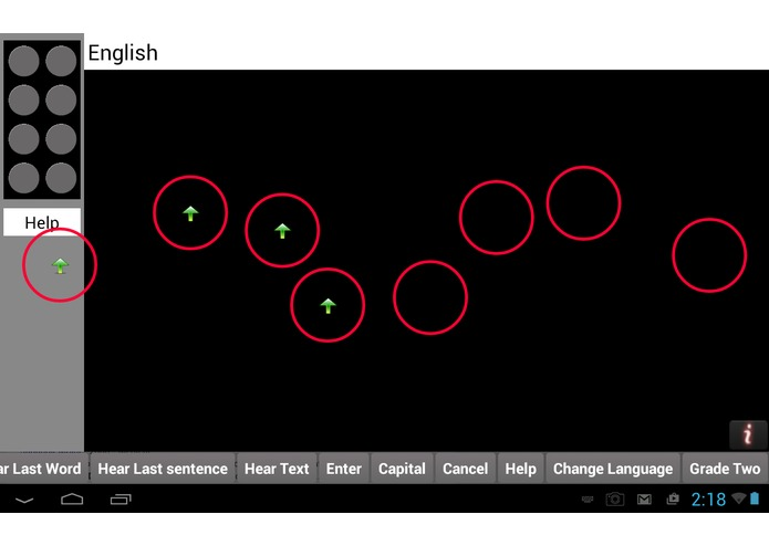 Super Braille Keyboard – screenshot 4