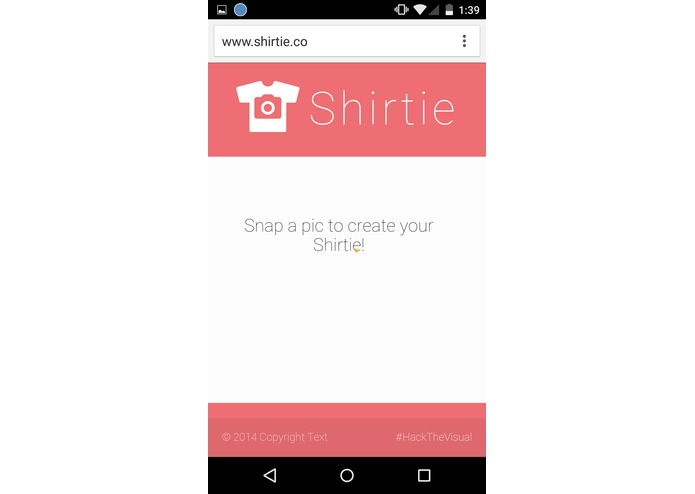 Shirtie.co – screenshot 3