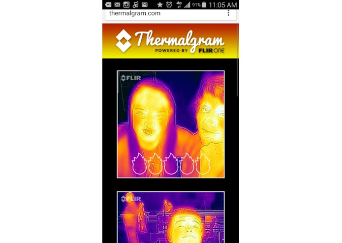ThermalGram  – screenshot 2
