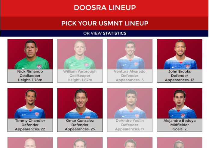 Doosra Lineup – screenshot 1
