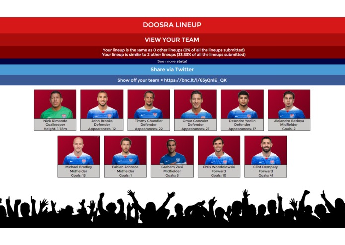 Doosra Lineup – screenshot 2