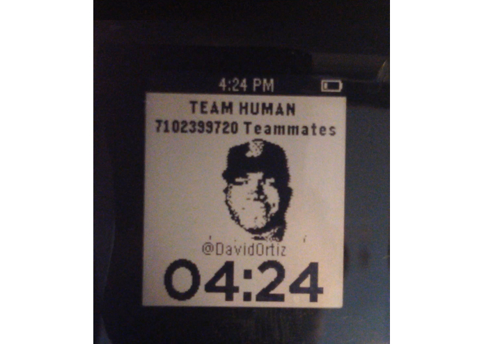Team Human - Watchface(s) – screenshot 3