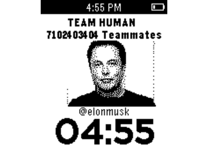 Team Human - Watchface(s) – screenshot 4