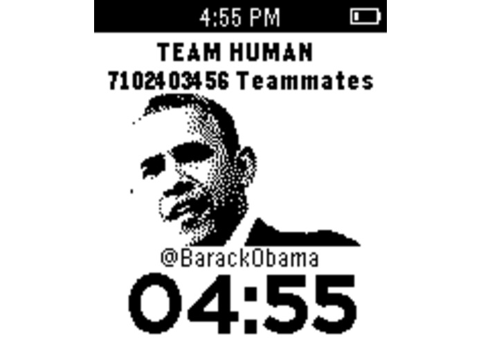 Team Human - Watchface(s) – screenshot 5