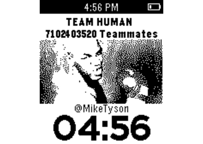 Team Human - Watchface(s) – screenshot 6