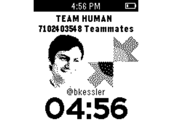 Team Human - Watchface(s) – screenshot 7