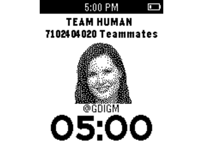 Team Human - Watchface(s) – screenshot 8