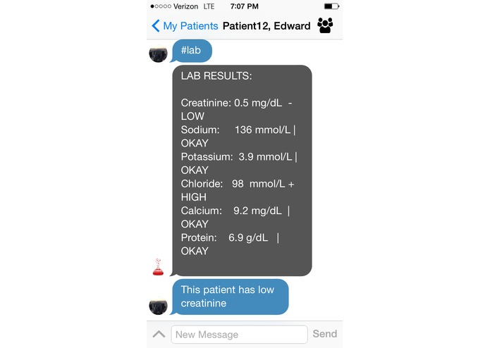 MedChat – screenshot 3