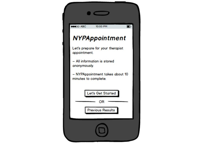 NYPAppointment – screenshot 2