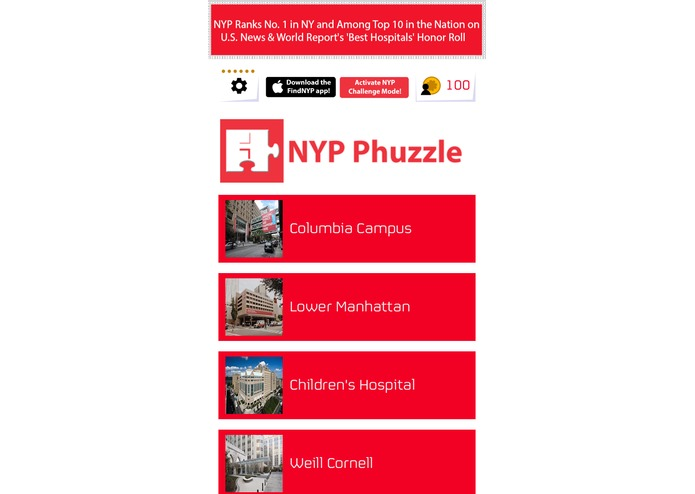 NYP Phuzzle – screenshot 1