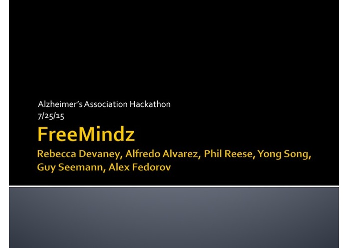 FreeMindz – screenshot 1