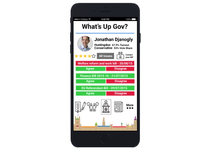 What's Up Gov? – screenshot 2