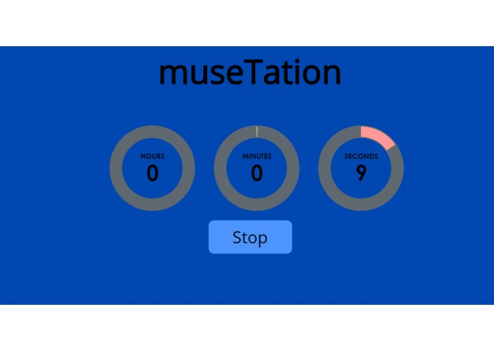 museTation – screenshot 2