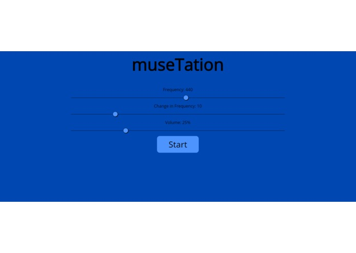 museTation – screenshot 3