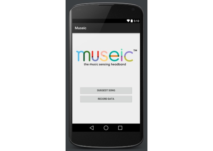 Museic – screenshot 1