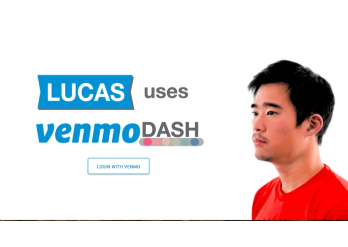 Venmo Dash – screenshot 2