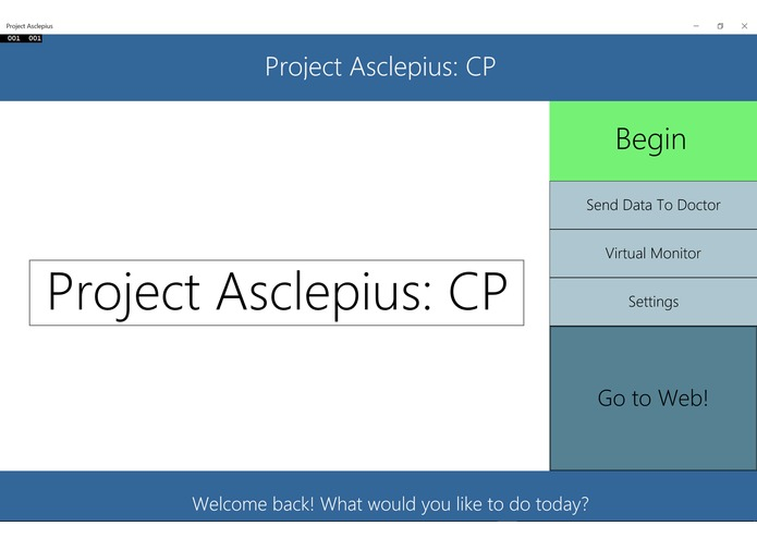 Project Asclepius – screenshot 2