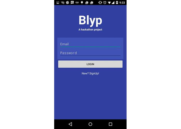 Blyp – screenshot 5