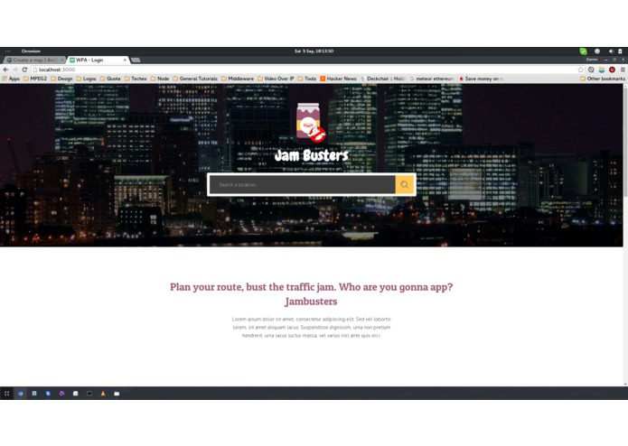 Jambuster – screenshot 1