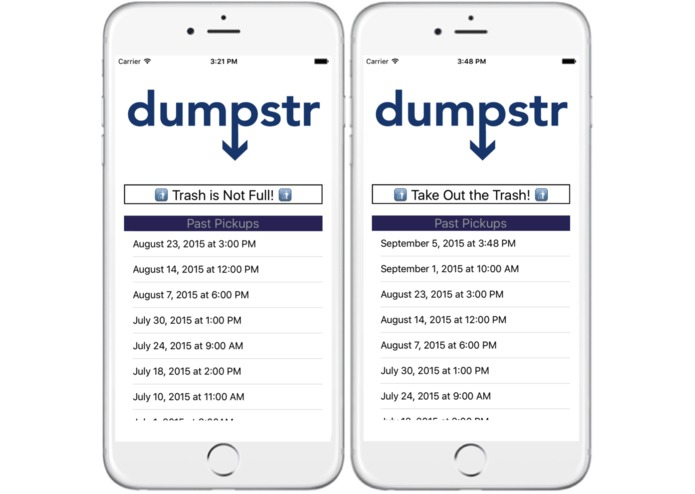 dumpstr – screenshot 4