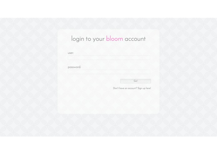 bloom – screenshot 2