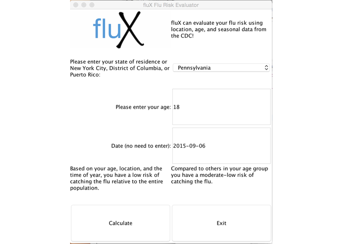 fluX – screenshot 2