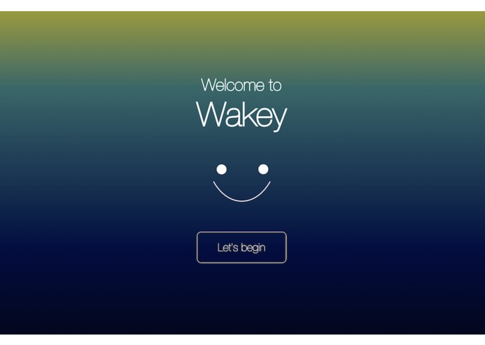 Wakey – screenshot 1